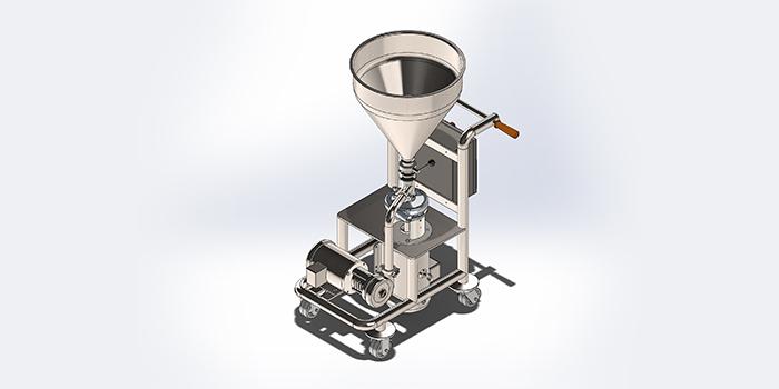 ACDry-Blender-2116-System